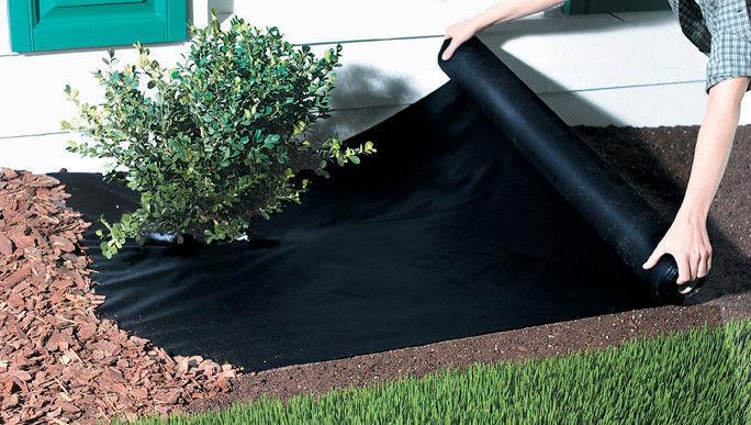 Weed mat foxton garden supplies low maintenance garden for Simply garden maintenance
